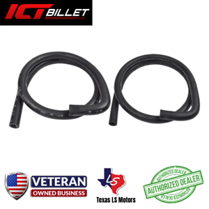"USA Made 60/"" LS Swap Heater Core Hose Set LS1 LSX LS2 LS3 LQ4 Kit Coolant"