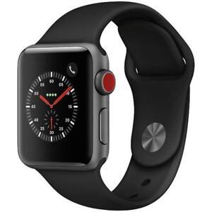 Apple-Watch-Series-3-42mm-Gray-Case-Black-Sport-Band-GPS-Cellular-Data