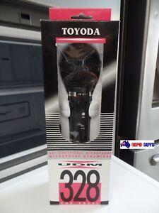 New-Toyoda-Uni-Directional-Microphones-Model-UDM-328-Brand-New