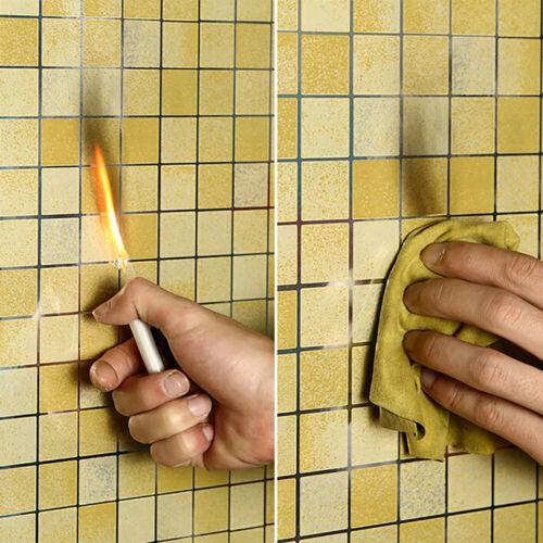 В ванной кухне водонепроницаемая самоклеящаяся наклейка Мозаика плитка наклейка 45cm*100cm