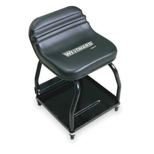 WESTWARD 1MZH7 Creeper Seat,24 3/4 x17x16 1/2 In