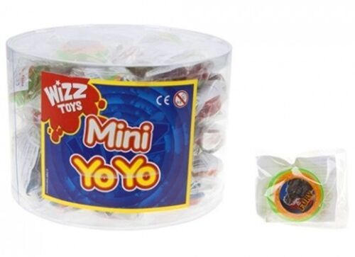 "2/"" MINI YOYOS Kids Birthday Toys Party Bag Favors Fun Pinata Yo-Yo Toy Loot Gift"
