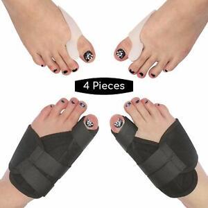 2-Types-Big-Toe-Bunion-Splint-Straightener-Corrector-Hallux-Valgu-Pain-Relief