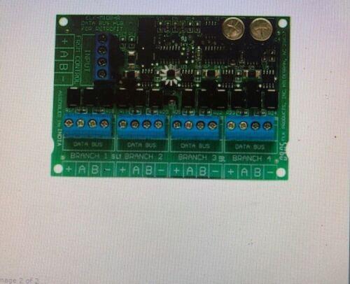 101-206 NESS NESS M1-DBHR ACTIVE DATA BUS HUB Part Number
