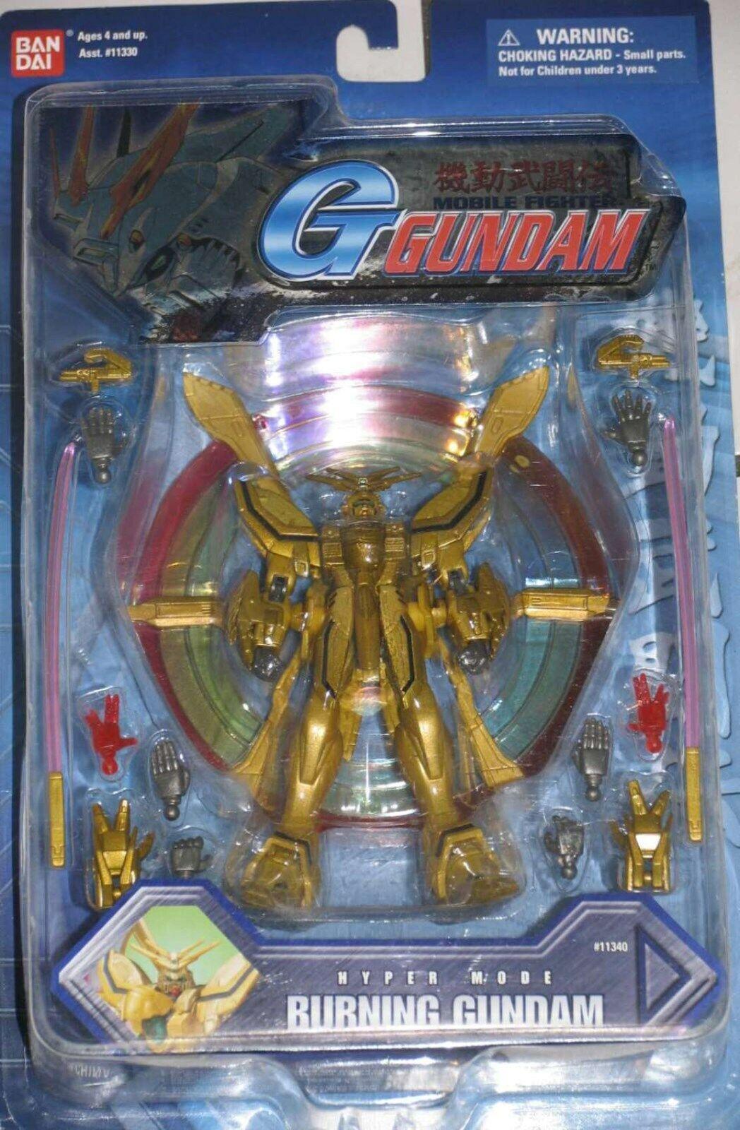 Gundam G Burning Gundam Hyper  Mode nuovo  prezzi equi