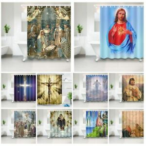 Image Is Loading Redeemer Jesus Shower Curtain Liner Polyester Waterproof Fabric