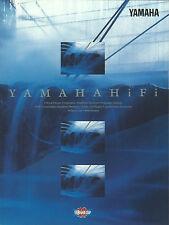 Yamaha Katalog Prospekt DSP-A3090 DSP-A2070 RX-V2090 DSP-E1000 CX-1 MX-1 MX-2
