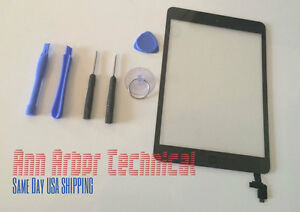 Touch-Glass-Digitizer-Screen-IC-Connector-Replacement-Assembly-For-iPad-Mini-1-2