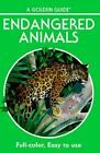 Golden Guide: Endangered Animals by George S. Fichter (1995, Paperback, Unabridged)