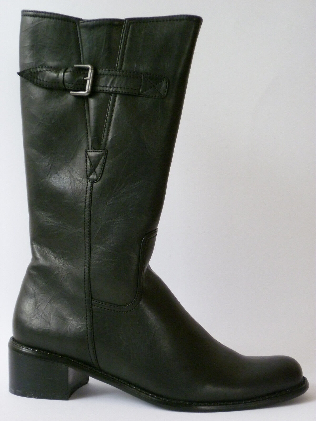 Blend Boots 41 Black Lined New