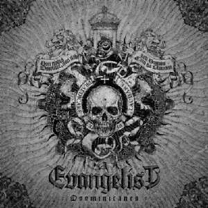 EVANGELIST-DOOMINICANES-CD-5-TRACKS-HEAVY-DOOM-METAL-HARD-ROCK-NEU