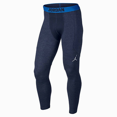 Luft Jordan Stay Warm Compression Schild Eng Herren Obsidian Grau 689801-410 Elegant Appearance Men's Clothing