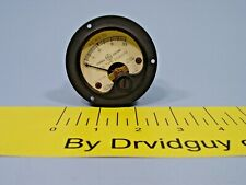 General Electric Type Aw 41 Volt Meter Vca24m
