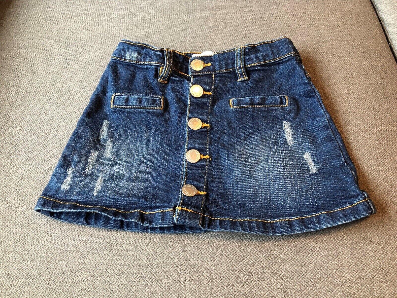 Nederdel, Jeans, VRS