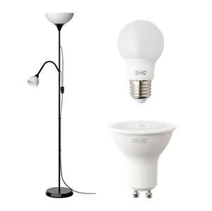 IKEA-NOT-Lampada-da-terra-da-libera-installazione-LETTURA-NOTTURNA-LUCE-LAMPADE-3-Stili