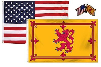 Wholesale Combo USA /& Peru Country 2x3 2/'x3/' Flag /& Friendship Lapel Pin