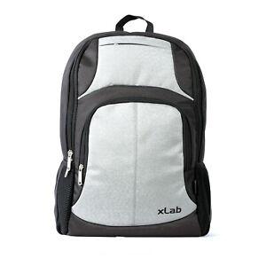 x-Lab-15-6-039-039-Outdoor-Men-Nylon-Waterproof-School-Backpack-Satchel-Travel-Laptop