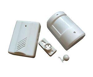 Driveway Patrol Infrared Wireless Alert System Motion