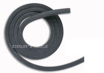 Solid catapult elastic square section 8 mm x 8 mm 1 metre long.