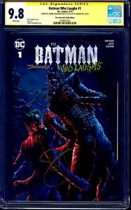 Batman-Who-Laughs-1-ONE-STOP-VARIANT-CGC-SS-9-8-signed-x2-Snyder-Dejsardins
