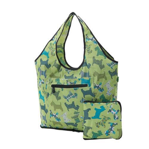 Scottie Chiens Extensible Weekend Sac ECO CHIC feuillets sur valise détient 15 kg