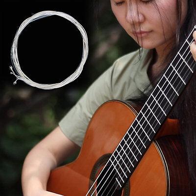 Nylon Silver Strings Set for Classical Classic Guitar 1M 1-6 E B G D A FE