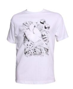 Men's Color Changing Parrots T-Shirt