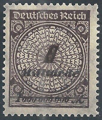 """325awb Infla Berlin Typ """"w"""" Und Farbe """" Geprüft Postfrisch Weich Und Leicht Korbdeckel Minr"""