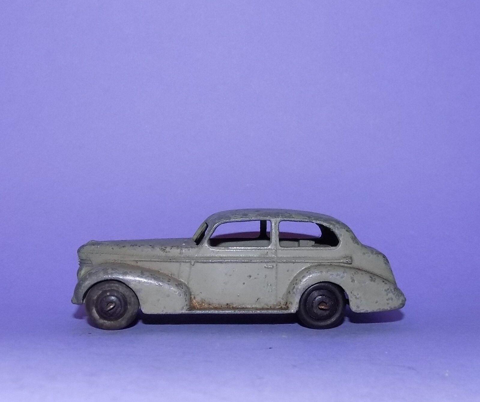 VINTAGE  1947 - 1950  DINKY TOYS  N. 39B  Grigio Oldsmobile Berlina 6