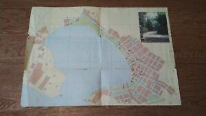 Old-map-of-Gelenzhik-1982-USSR