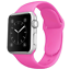 thumbnail 39 - For Apple Watch Strap Band iWatch Series 6 SE 5 4 3 38/40/42/44mm SILICONE Sport
