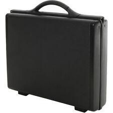 "Samsonite Focus III 6"" Hardside Attache - Black Non-Wheeled Business Case NEW"