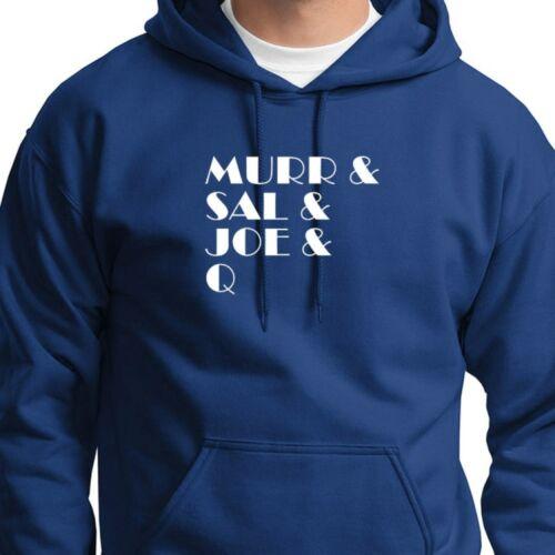 Murr Sal Joe Q Funny Comedy T-shirt Tvs Impractical Jokers Hoodie Sweatshirt
