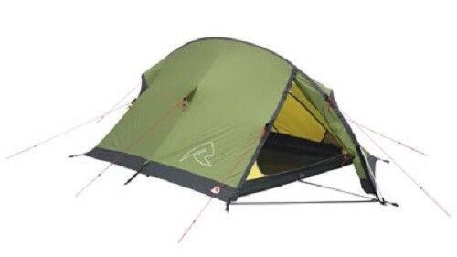 Robens Einbogenzelt Edge 2 Personen leicht aufzubauen Camping Wandern