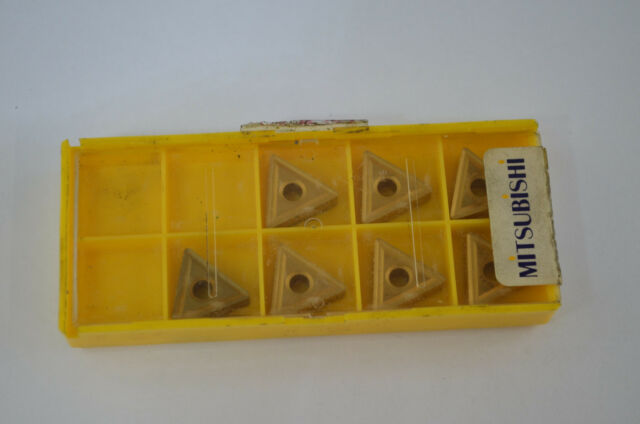 Wendeschneidplatten, MITSUBISHI,TNMG 160408- MS US735, 7Stück, RHV3579,