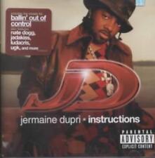 Img del prodotto Instructions - Dupri, Jermaine (2001) Cd