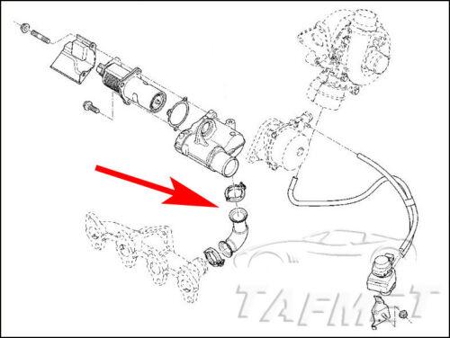 AGR Verschlussplatte Blinddichtung für Renault Dacia Nissan Suzuki 1.5 dCi 74z
