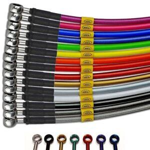 Aprilia-ETV1000-Caponord-2001-04-HEL-Stainless-steel-Brake-lines-hoses-Race