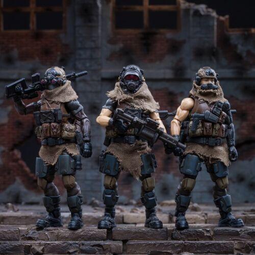 JOYTOY West Asian Mercenary Legion 1//18 VELT//SIMON//RAMAZ Action Figure Set