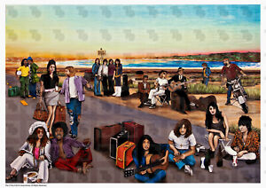 The 27 Club Poster - 'The 27 Bus'