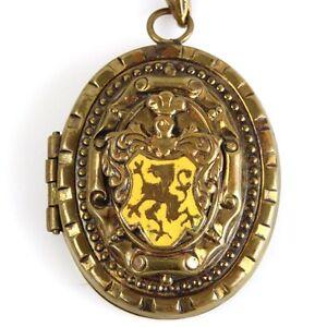 Antique pendant locket 1860
