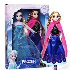 "Hot!Birthday Gift New Playset Frozen Princess Elsa&Anna 12"" 30CM Doll plush toy"