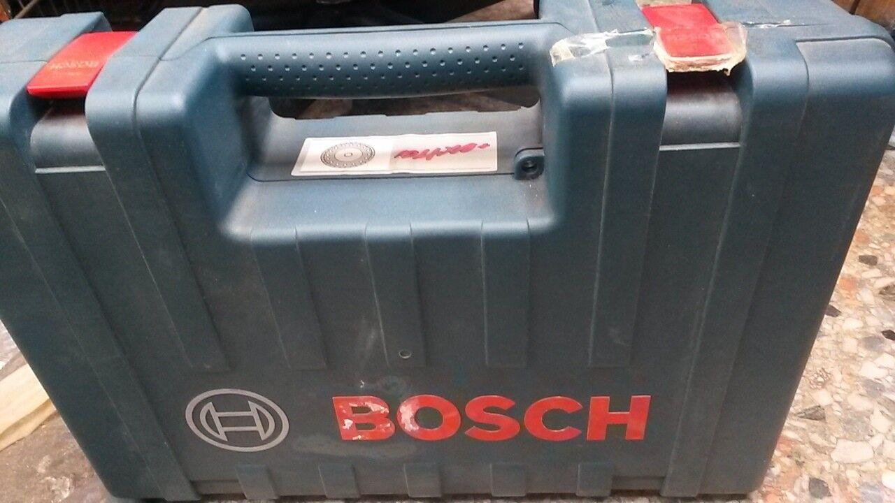 BOsCh GWS 850C 230V Professional Angle Grinder Extra Disc - DEUTSCHLAND NEU+ PWR