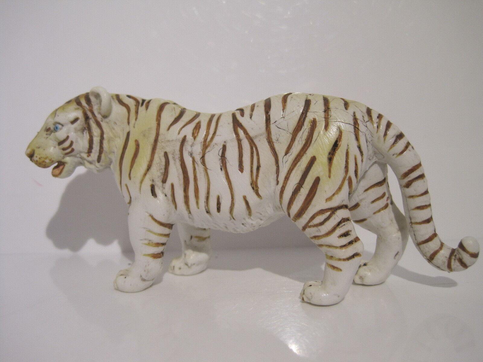 14098 schleich tiger  weißer tiger, femalevery selten aus portugal ref  1d629