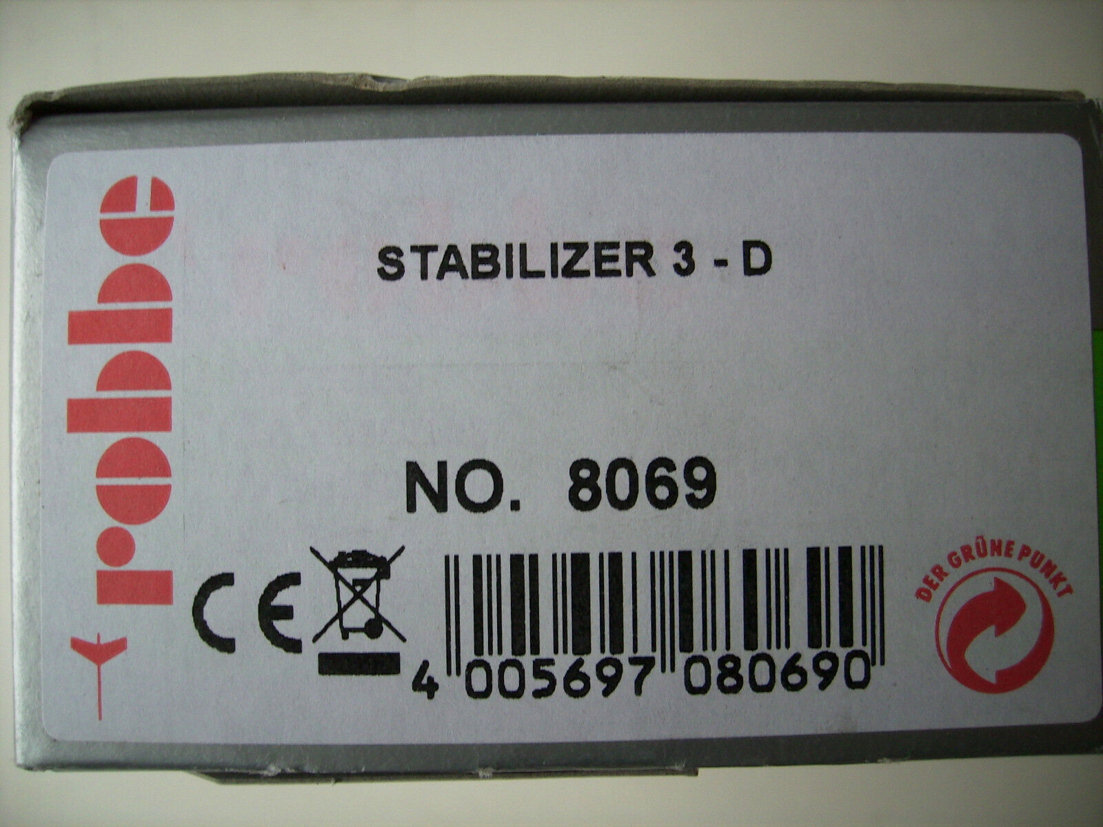 Robbe 8069 8069 8069 Stabilizer 3-D b68446