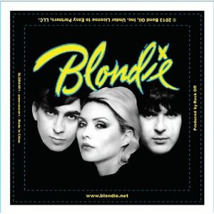 BLONDIE-fridge-magnet-3-square-EAT-TO-THE-BEAT-free-UK-P-P-gift