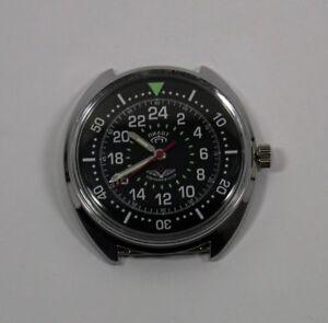 Russian-Mechanical-watch-24-hr-military-dial-PILOT-0646