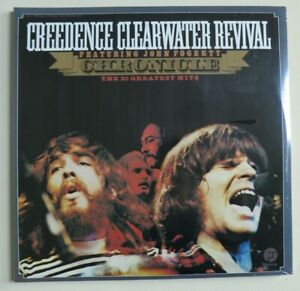 CREEDENCE-CLEARWATER-REVIVAL-039-Chronicle-039-Gatefold-Vinyl-2LP-NEW-SEALED