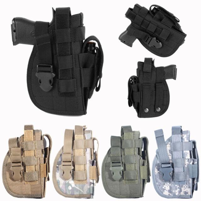 Tactical Modular Pistol Pouch