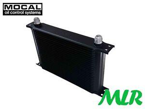 Universal-Motorsport-Mocal-25-Fila-Enfriador-de-aceite-con-5-8bsp-montaje